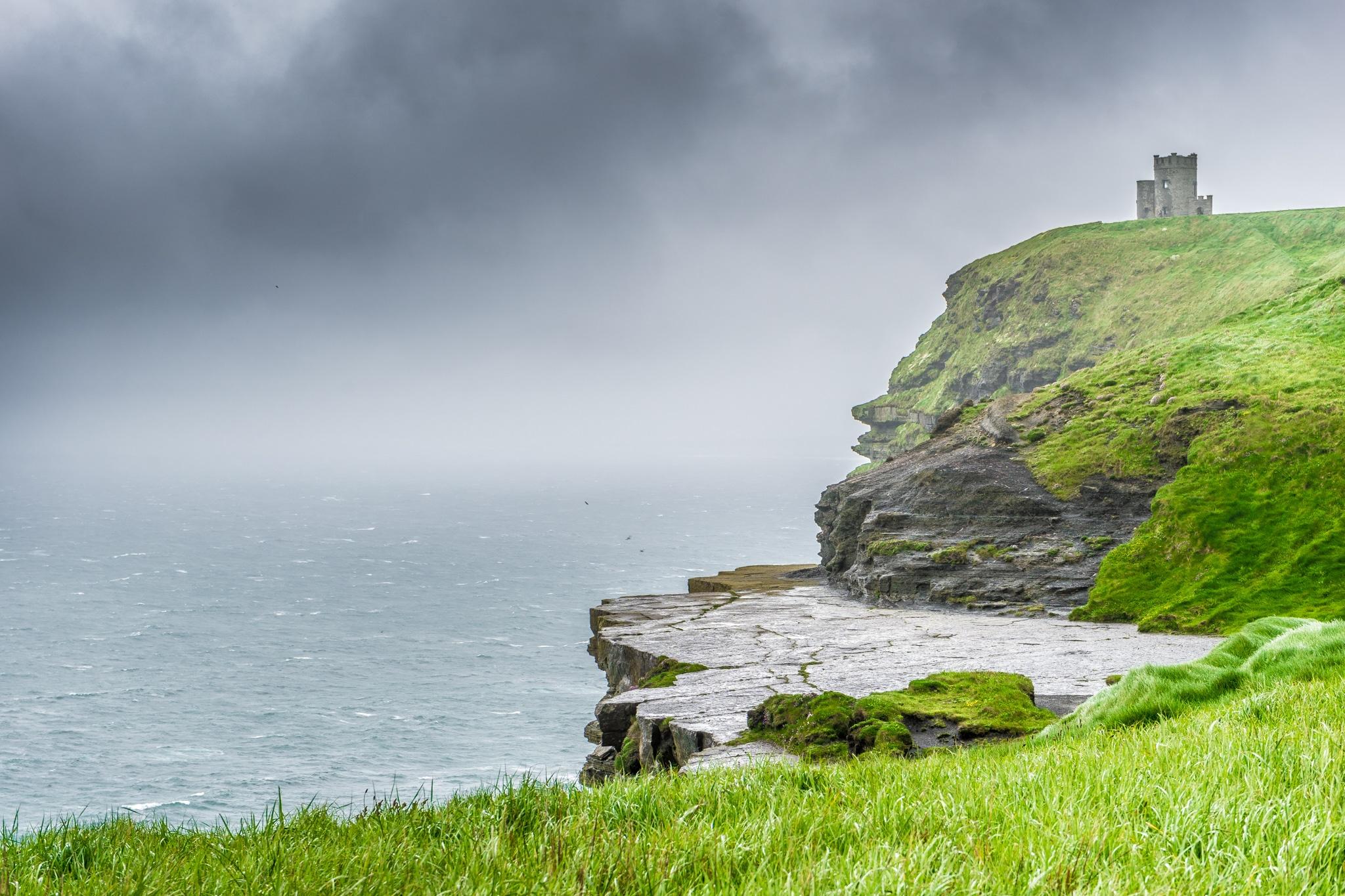 Giuseppe Milo Follow Cliff oh Moher, Liscannor, Ireland