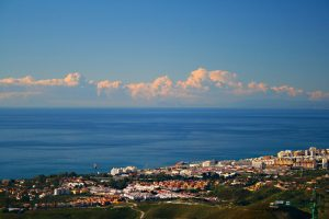 DESDE LOS ALTOS DE MARBELLA via flickr