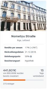 Bulkestate Projekt