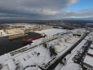 Envestio Öl Handel Projekt