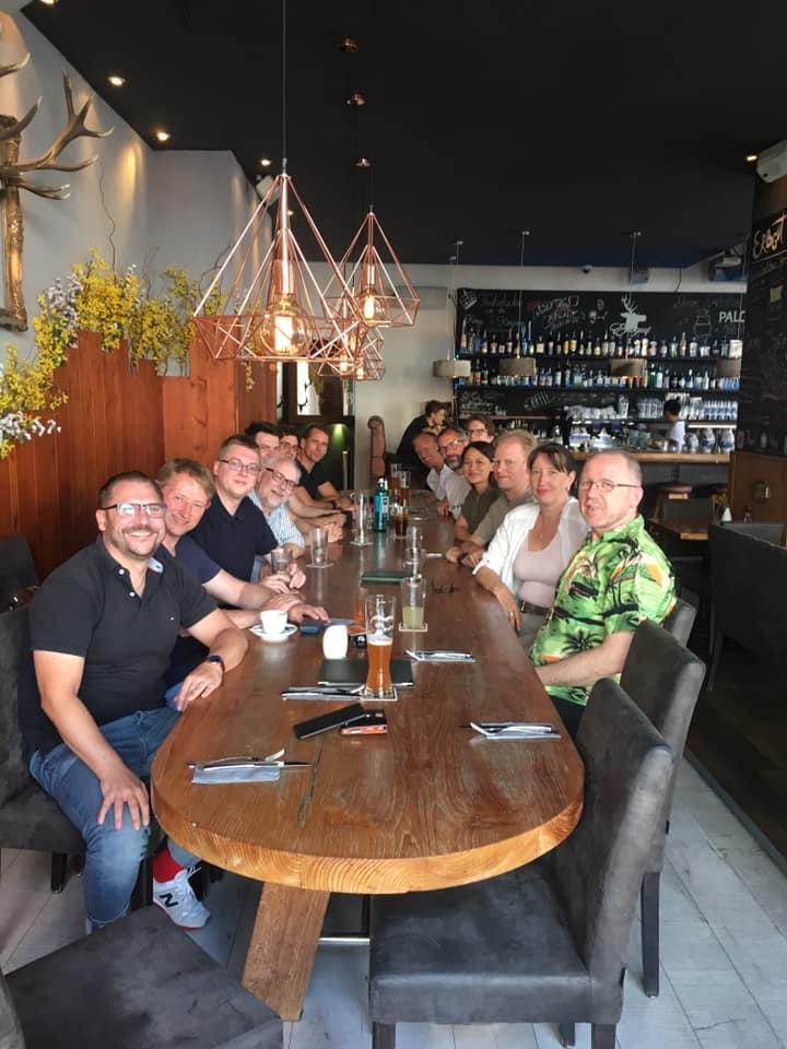 P2P Community in Frankfurt