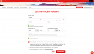 Meine Lendermarket Autoinvest