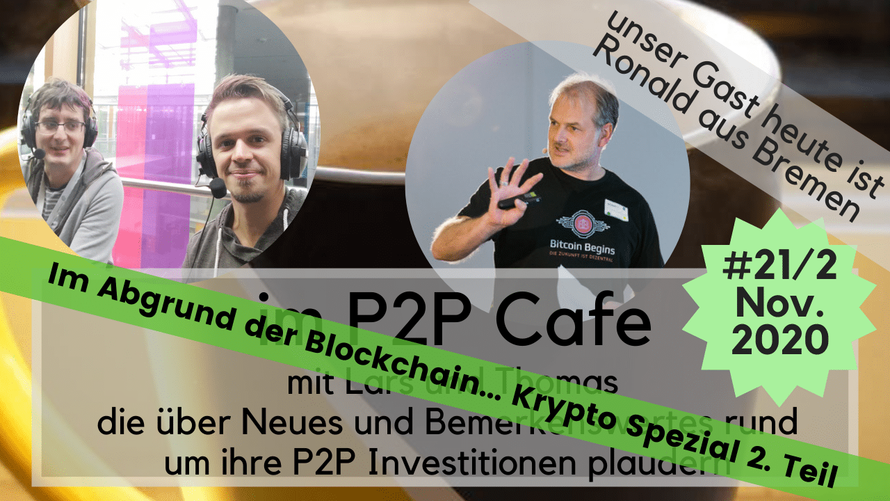 YouTube Version P2P Cafe Krypto Spezial