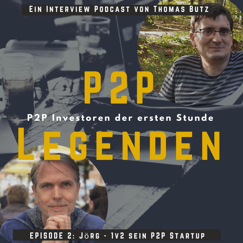 P2P Legenden 2/1 Cover