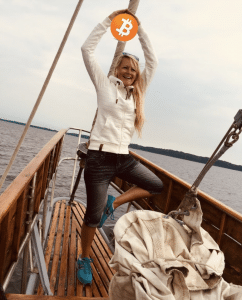 Mary Krypto Cashback & krypto lending Fan