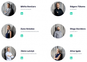 LendSecured Erfahrungen Team