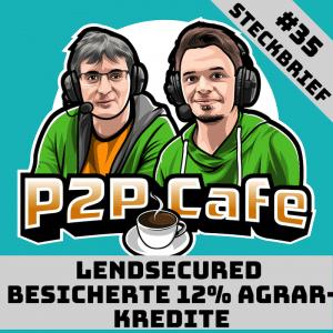 P2P Cafe Steckbrief LendSecured Erfahrungen