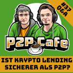 Ist Krypto Lending sicherer als P2P Kredite?