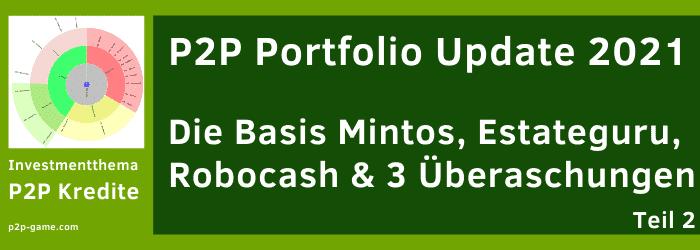 P2P Kredite Portfolio Die Basis Plattformen